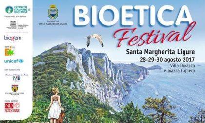 Il Festival della Bioetica sbarca a Santa Margherita