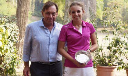 Martina Pelloni si impone al Trofeo del Tigullio