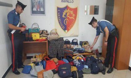 Maxi sequestro di merce contraffatta a San Michele