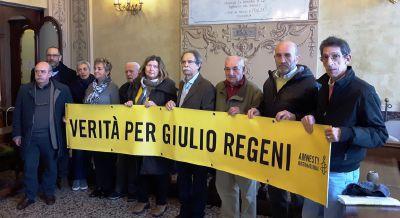 Anche il Comitato Giulio Regeni del Tigullio in sciopero della fame