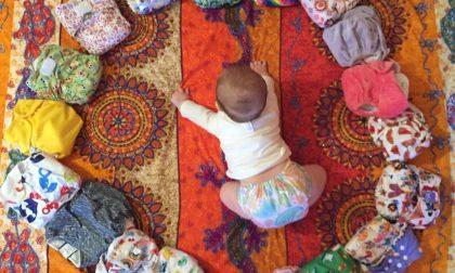 Pannolini lavabili, un mondo da scoprire: nel Levante un gruppo dedicato