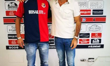 Crocefisso Miglietta è un giocatore del Sestri Levante