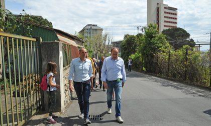 Viabilità sull'Aurelia: «Allarghiamo i confini per rendere più sicura la strada»