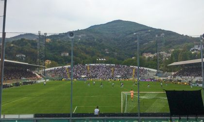 Derby ligure, lo Spezia piega l'Entella. È 2-1