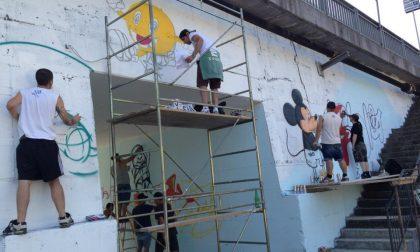 Al via l'iniziativa «Favale Murales»