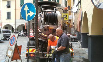 Condotte di scarico delle acque piovane, al via i lavori di manutenzione
