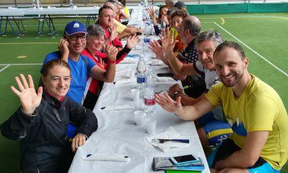 La Befana in Val Cichero arriva con la bici da corsa