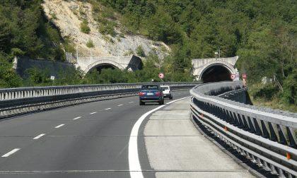 A12, incidente tra Rapallo e Recco
