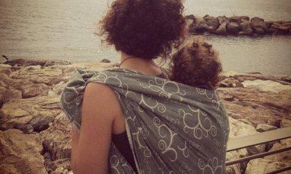 """Nel Tigullio tre appuntamenti dedicati al """"babywearing"""""""