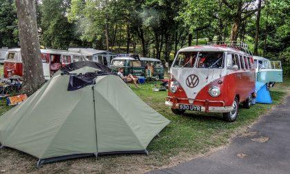 Alloggiano in un camping ma a fine vacanza non pagano