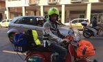 Fabio Salini, a tre mesi dalla partenza in Vespa, martedì arriverà a Melbourne