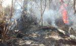Incendi boschivi, scatta domani lo stato di grave pericolosità