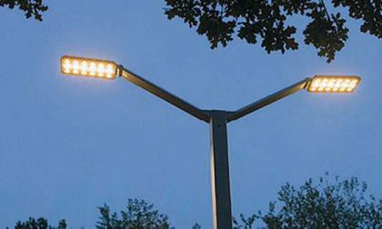 Recco, nuovi impianti di illuminazione pubblica