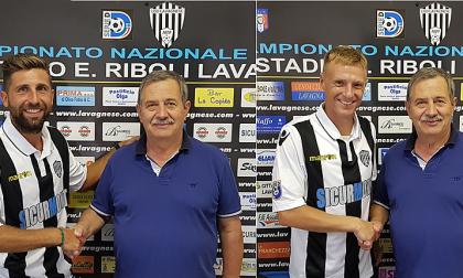 Lavagnese, presi Simone Basso e Silvano Raggio Garibaldi