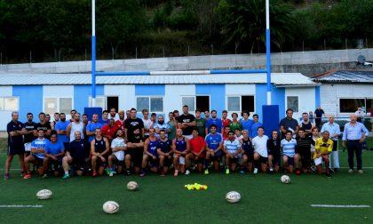 Pro Recco Rugby, oggi pomeriggio la presentazione