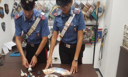 Detenzione a fini di spaccio: tre arresti fra Camogli, Pieve e Calvari