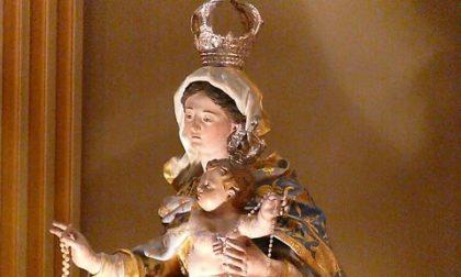 Festa della Madonna del Rosario a Zoagli