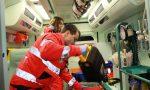 Auto si ribalta a Camogli, mamma e figli in ospedale