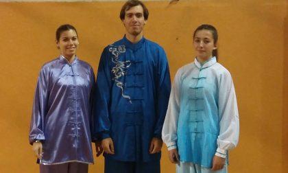Dal Tigullio alla Cina per partecipare ai Campionati del Mondo di Wushu Kung Fu