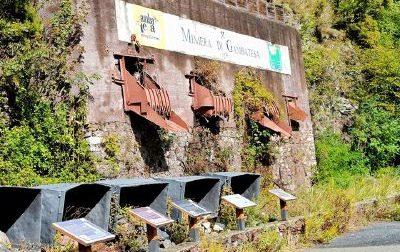 Ne, la visita al Museo Minerario di Gambatesa