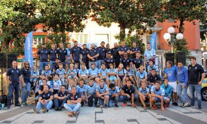La Pro Recco Rugby si è presentata alla città