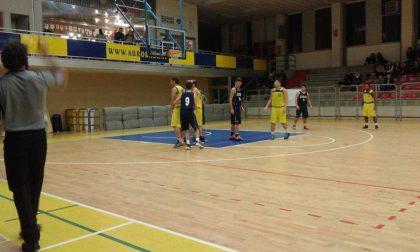Basket quarta giornata, primo successo per l'Aurora Chiavari
