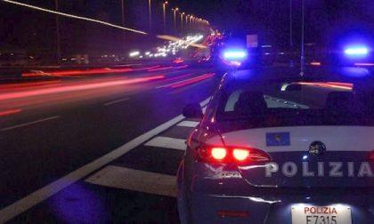 Polizia Stradale, controllate 34 persone nel weekend: tre patenti ritirate per guida in stato d'ebbrezza