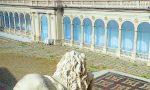 Restauro del porticato Brignardello e messa in sicurezza delle strade