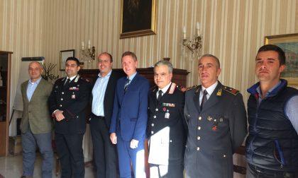 Il sindaco Di Capua incontra i rappresentanti delle forze dell'ordine