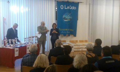 Sestri, i premiati del concorso O Leûdo