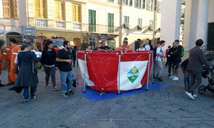 Io non rischio, la grande festa in Liguria