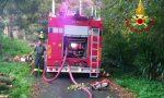 Incendio ad Avegno, a provocarlo forse la canna fumaria sporca