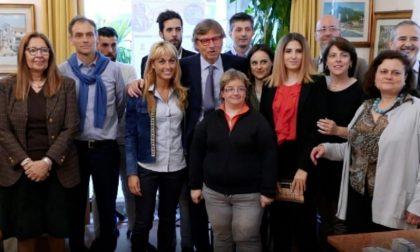 Elezioni metropolitane, Giardini si congratula con Segalerba