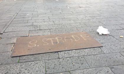Lampioni storici di piazza Mazzini, botta e risposta fra opposizioni e Amministrazione
