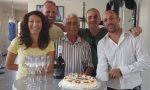 Elio Pezzutti, 92 anni compiuti in… palestra!