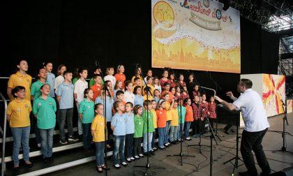 Due Cori, una Sola Voce: concerto del Piccolo Coro Emiliani e del Piccolo Coro Melograno