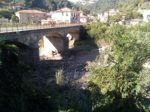 Chiuso per tre giorni il ponte di Settembrin