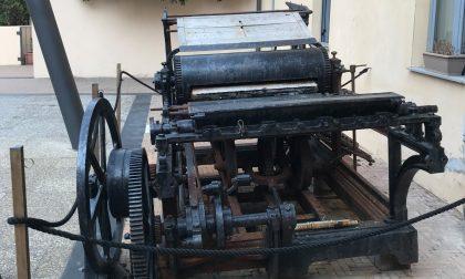 Macchine stampatrici dell'ex tipografia Mozzini in abbandono, l'interrogazione delle minoranze