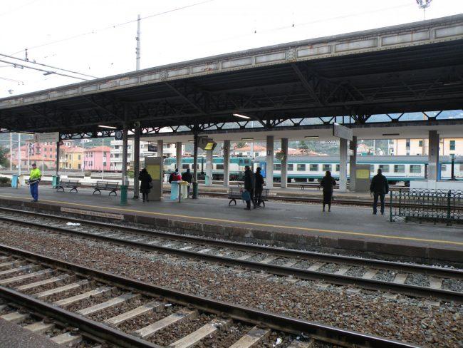 Migrante travolto da un treno a Sestri Levante