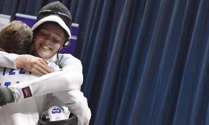 Scherma: Andrea Vittoria Rizzi vince la prima Prova Nazionale di Spada Femminile