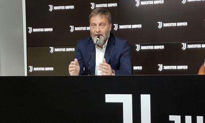 Il dirigente sportivo della Juve Stefano Braghin incontra gli studenti