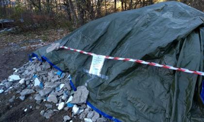 Gestione e smaltimento illecito di rifiuti, due denunce dei carabinieri forestali