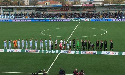 Finisce 0 a 0 Avellino – Entella