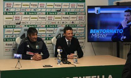 Il debutto di Aglietti, oggi Avellino – Entella