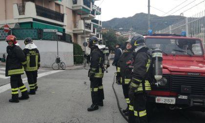Valigia sospetta in via Bolzano