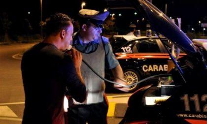 Al volante dopo aver bevuto provoca un incidente: denunciato un camogliese