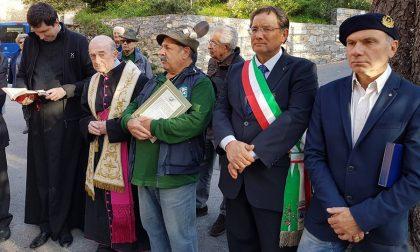 E' polemica sulle commemorazioni dell'alpino Luigi Capurro