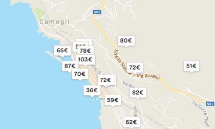 Case vacanza senza documentazione, due denunce a Camogli