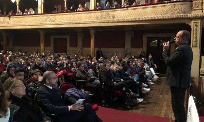 Anche Di Capua all'evento promosso da Confindustria