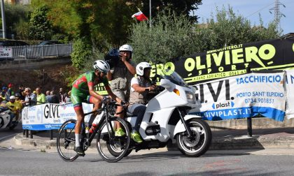Luca Raggio, il ciclista della Fontanabuona inizia in Cina l'avventura da professionista